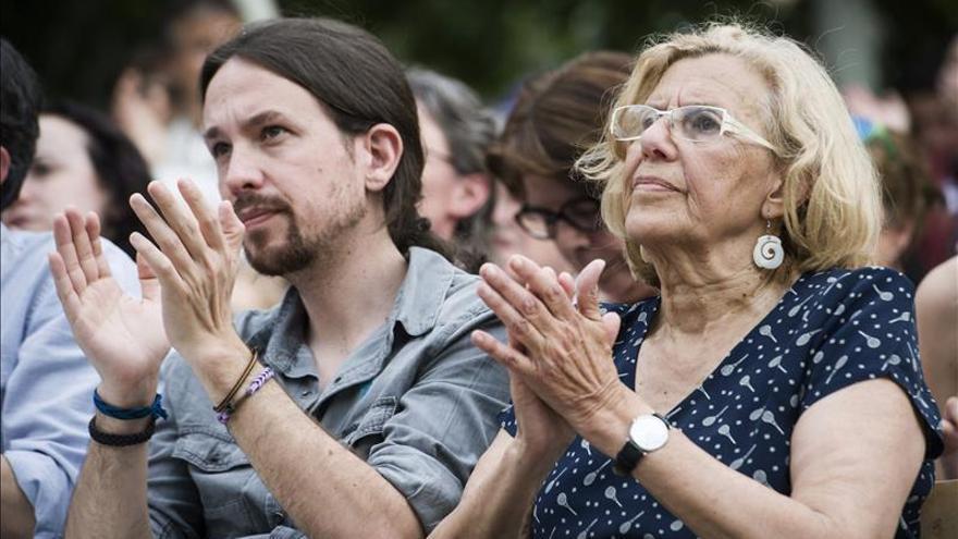 """Iglesias endurece su crítica al PP y avisa: """"No podemos permitir que vuelvan"""""""