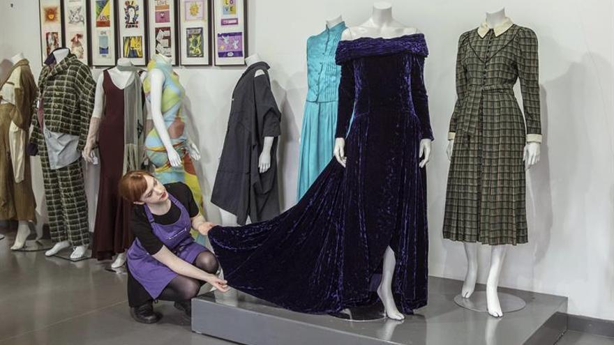 Subastarán 3 vestidos de Diana de Gales, uno de ellos por más de 58.000 euros