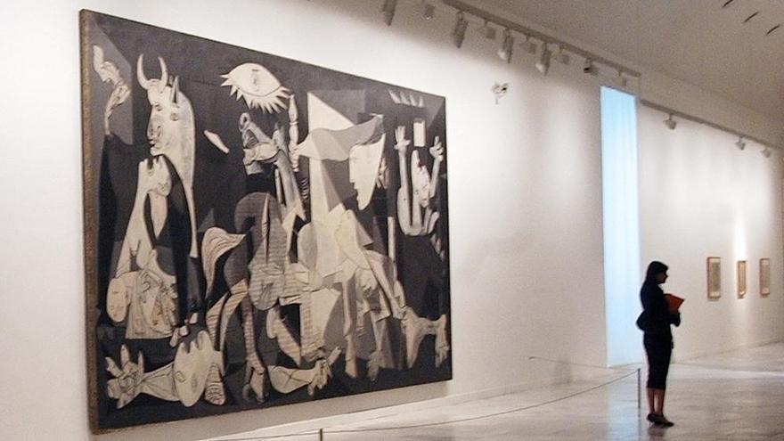 """Zupiria ve """"muy difícil"""" que el 'Guernica' pueda trasladarse a Gernika"""