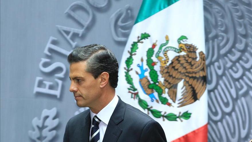 "Peña Nieto asegura que caso de Iguala marca un ""punto de inflexión"""