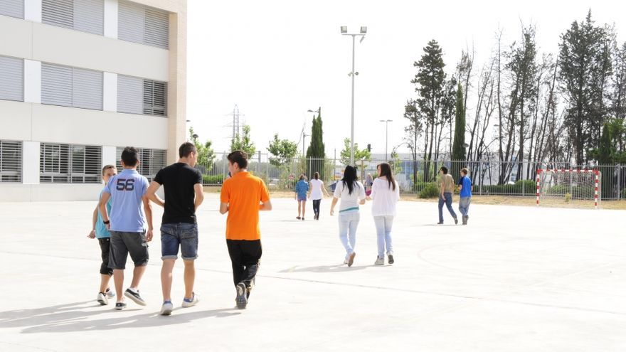 El abandono escolar en Aragón es del 15,6 %