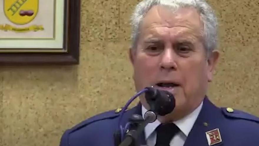 """Ex altos mandos del Ejército lanzan amenazas en un chat: """"No queda más remedio que empezar a fusilar a 26 millones de hijos de puta"""""""