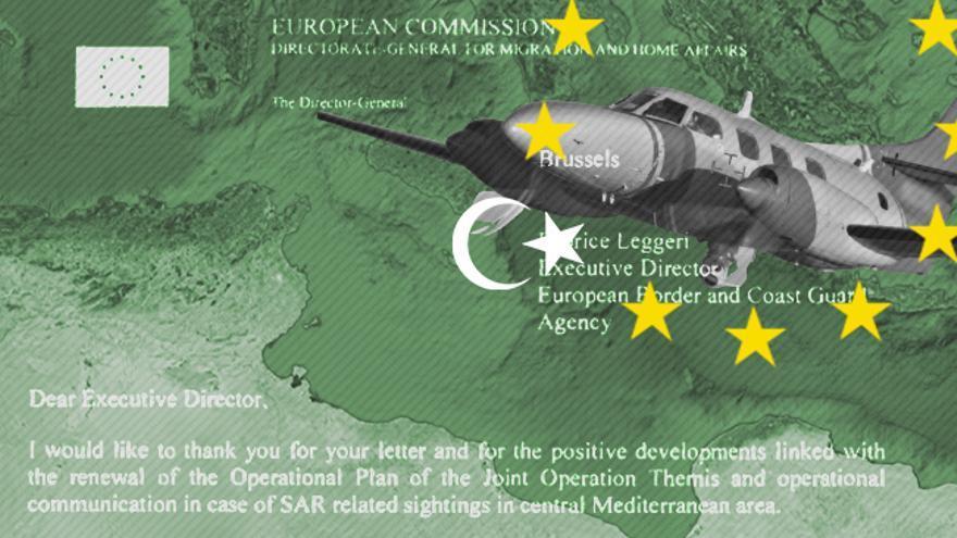 El director ejecutivo de Frontex advirtió a la Comisión sobre las consecuencias políticas que podía tener la cooperación con los guardacostas libios.