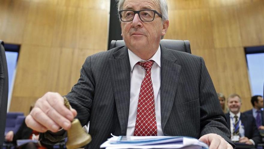 Juncker asegura que no hay plan B con el Reino Unido, solo su permanencia