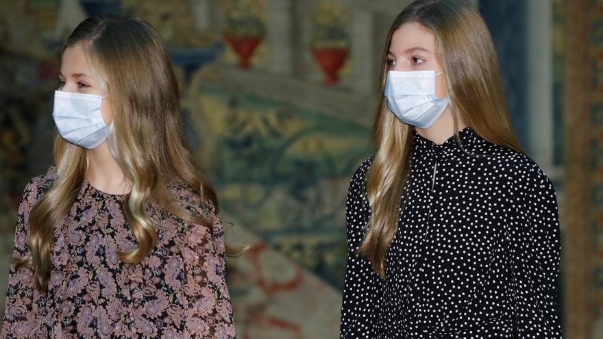 La infanta Sofía cumple 14 años a la espera de nuevos pasos en su trayectoria