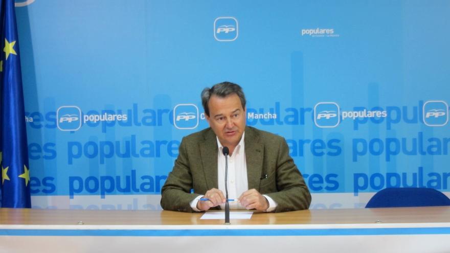 """Portavoz adjunto de PP en el Congreso avala las palabras del PP de C-LM sobre quienes """"perdieron en Andalucía"""""""