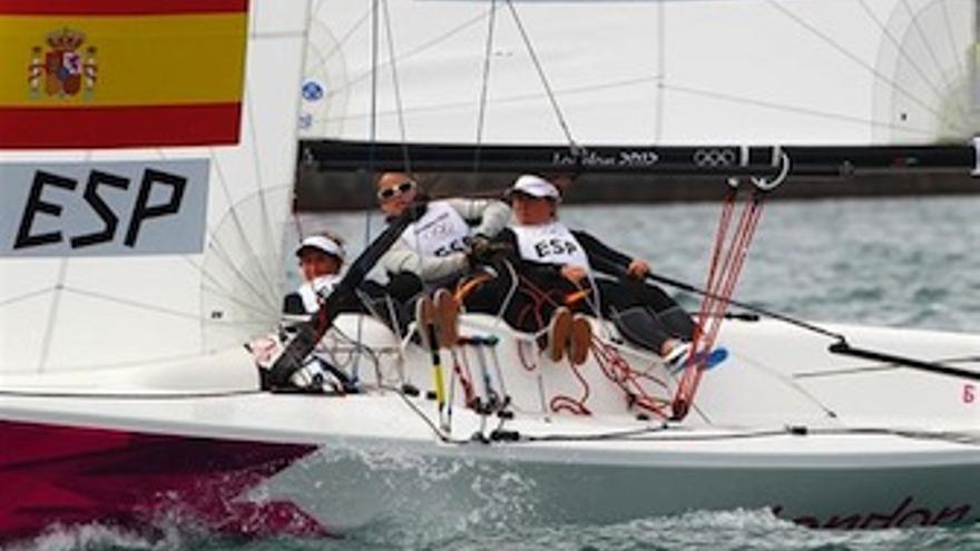 El trío de Elliot 6m consigue el tercer oro español