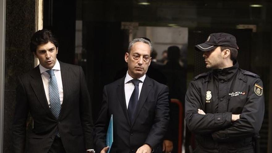 José Ángel Cañas, gerente del PP de Castilla-La Mancha / Foto: Europa Press