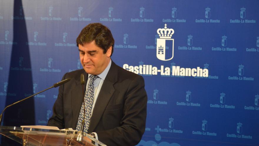 José Ignacio Echániz, consejero de Sanidad de Castilla-La Mancha / Foto: Javier Robla