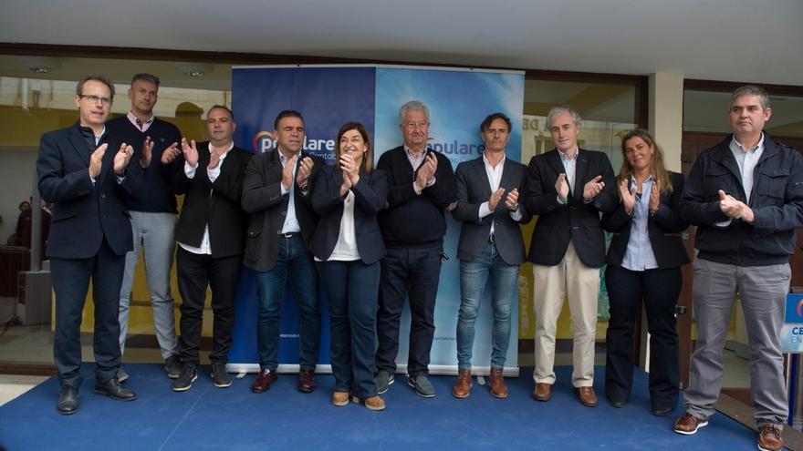 """Buruaga (PP) defiende un Gobierno que mire al futuro y afronte los problemas """"sin populismos ni personalismos"""""""