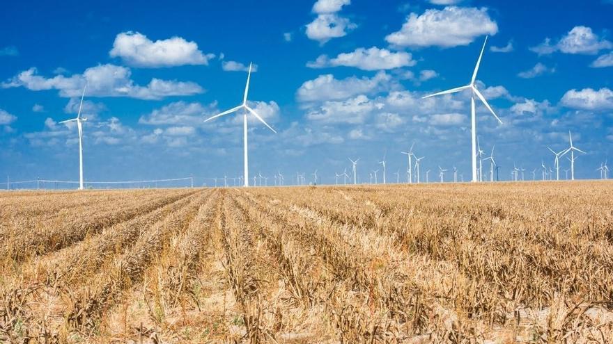 La contribución de la energía eólica creció un 19% durante 2017