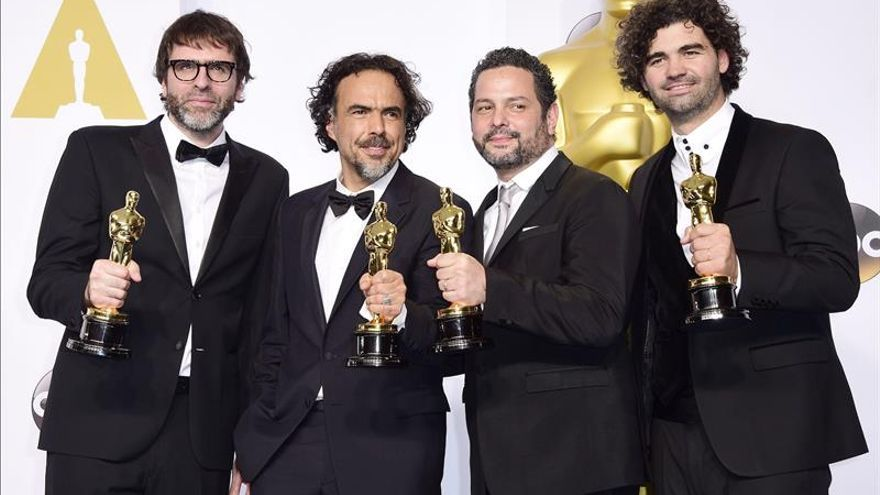 Los Óscar consagran al mexicano Alejandro González Iñárritu
