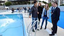 La piscina municipal reabre este fin de semana con una competición