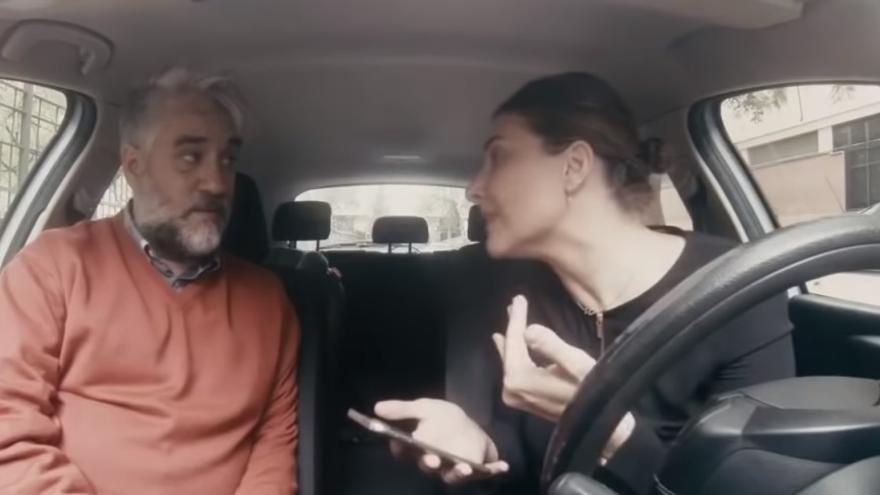 Una captura del vídeo de Ciudadanos