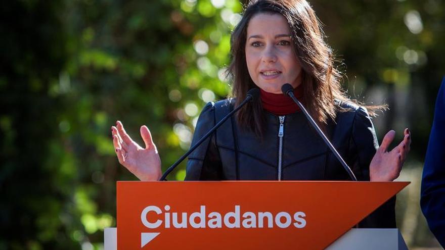 Condenada a un curso de igualdad la mujer que deseó que violaran a Arrimadas