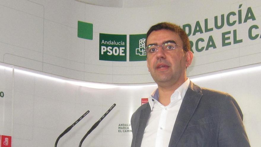 """PSOE andaluz cree que los sobresueldos en el PP ha sido """"práctica habitual"""""""