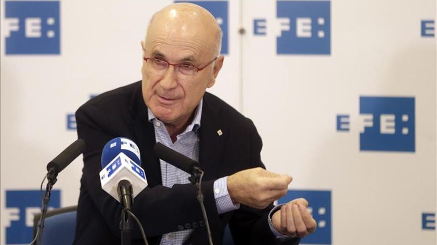"""Duran acusa Homs de renunciar a defender Cataluña para ser """"portavoz de ERC"""""""