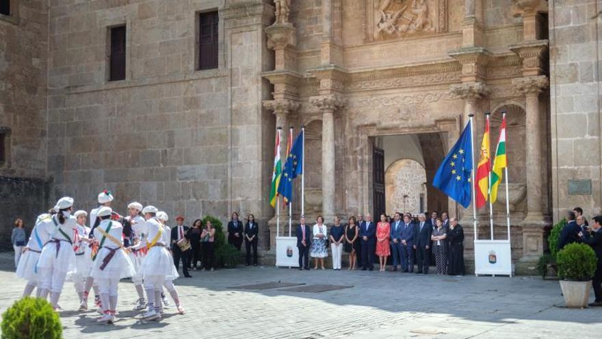 La reina Letizia expresa su apoyo a la enseñanza del patrimonio desde niños