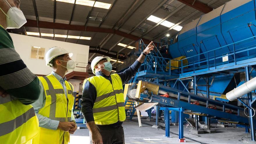 El PIRS automatiza y aumenta su capacidad para tratar envases plásticos, bricks y latas