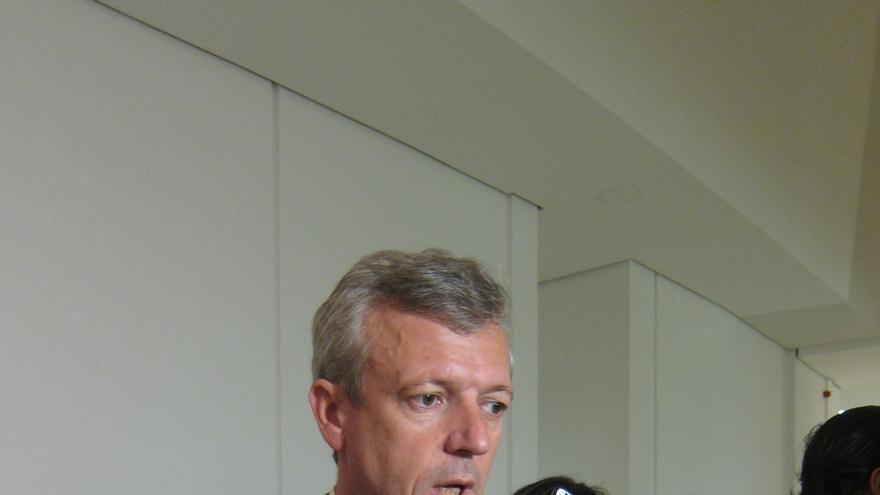 """PPdeG promete """"colaborar"""" con la Justicia y descarta por el momento medidas contra Manuel Baltar y Santalices"""
