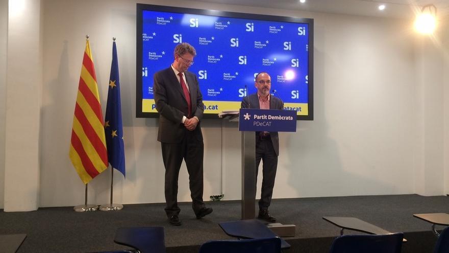 El PDeCAT lleva el martes al Pleno del Congreso la derogación del decreto que facilitó la marcha de empresas de Cataluña
