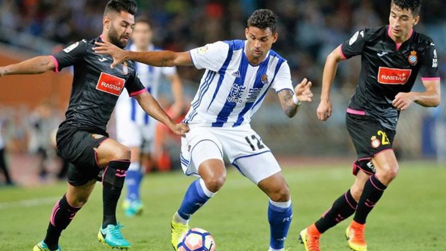 LaLiga vuelve bien a GOL con un 4.6% del Real Sociedad-Espanyol