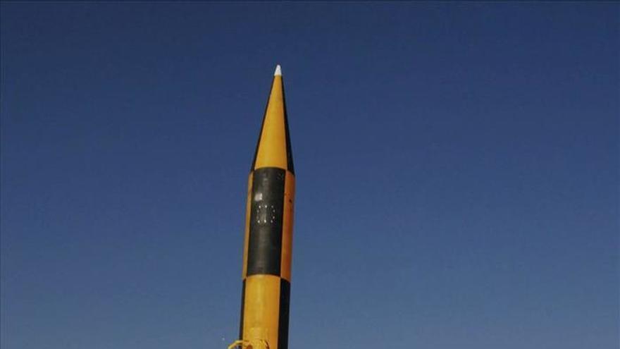 Israel prueba con éxito el cohete antibalístico Arrow 3 sobre el Mediterráneo