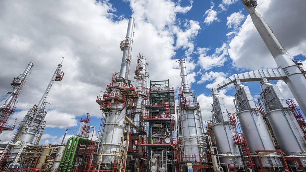 Complejo Industrial de Puertollano