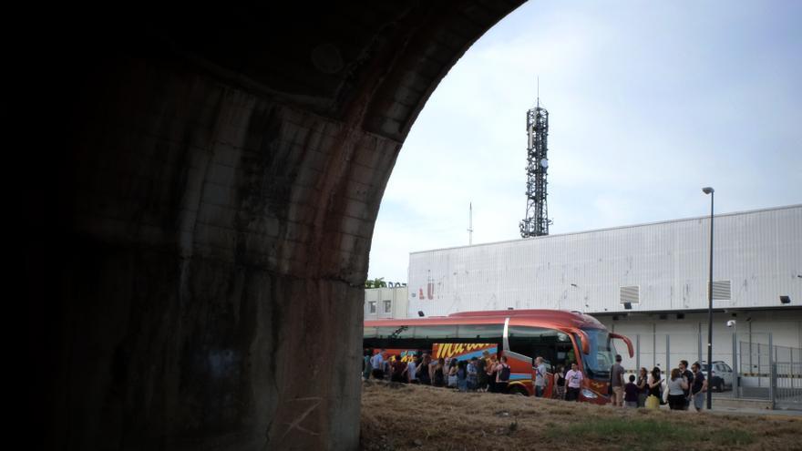 El Internet Tour de Zaragoza se adentró en el polígono Cogullada en busca de centros de datos.