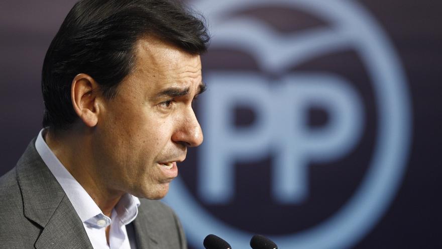 """Maíllo (PP) avisa de que si no hay un Gobierno """"con fortaleza"""" se dará alas al independentismo"""