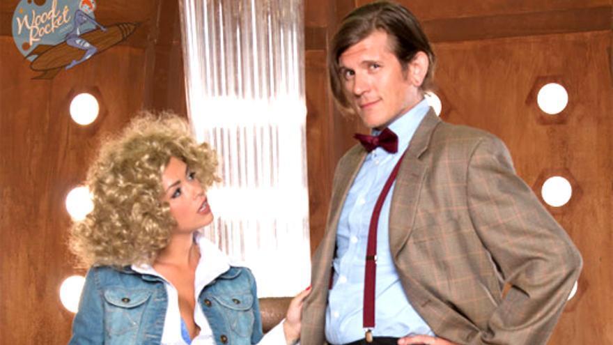 Así es Doctor Whore, la parodia porno de Doctor Who