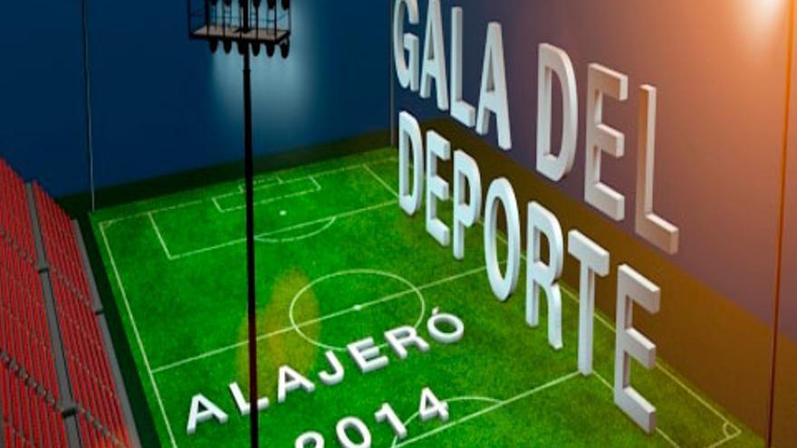 VI Gala del Deporte de Alajeró