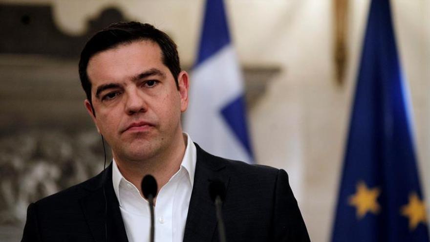 """Tsipras cree que habrá un acuerdo con los acreedores """"muy pronto"""""""