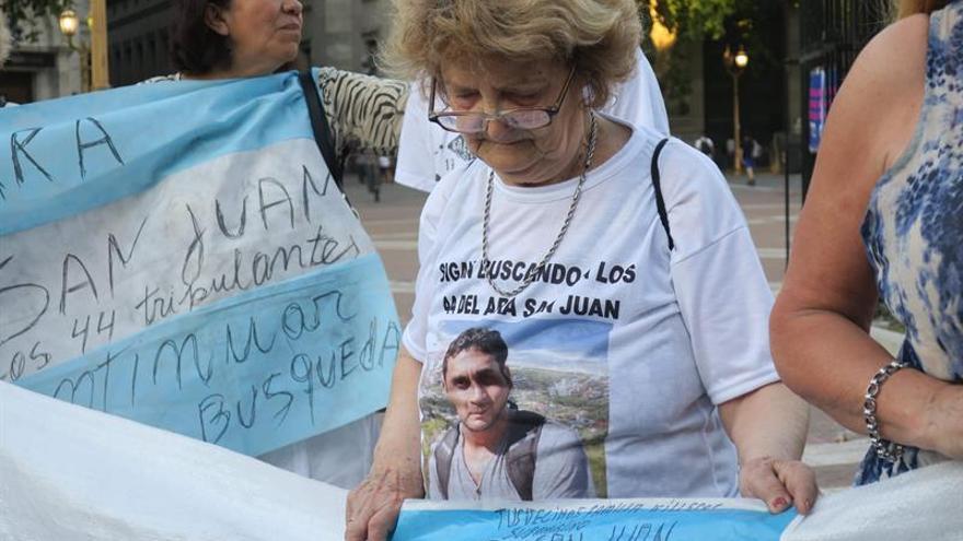 El Congreso argentino crea una comisión para analizar la desaparición del submarino