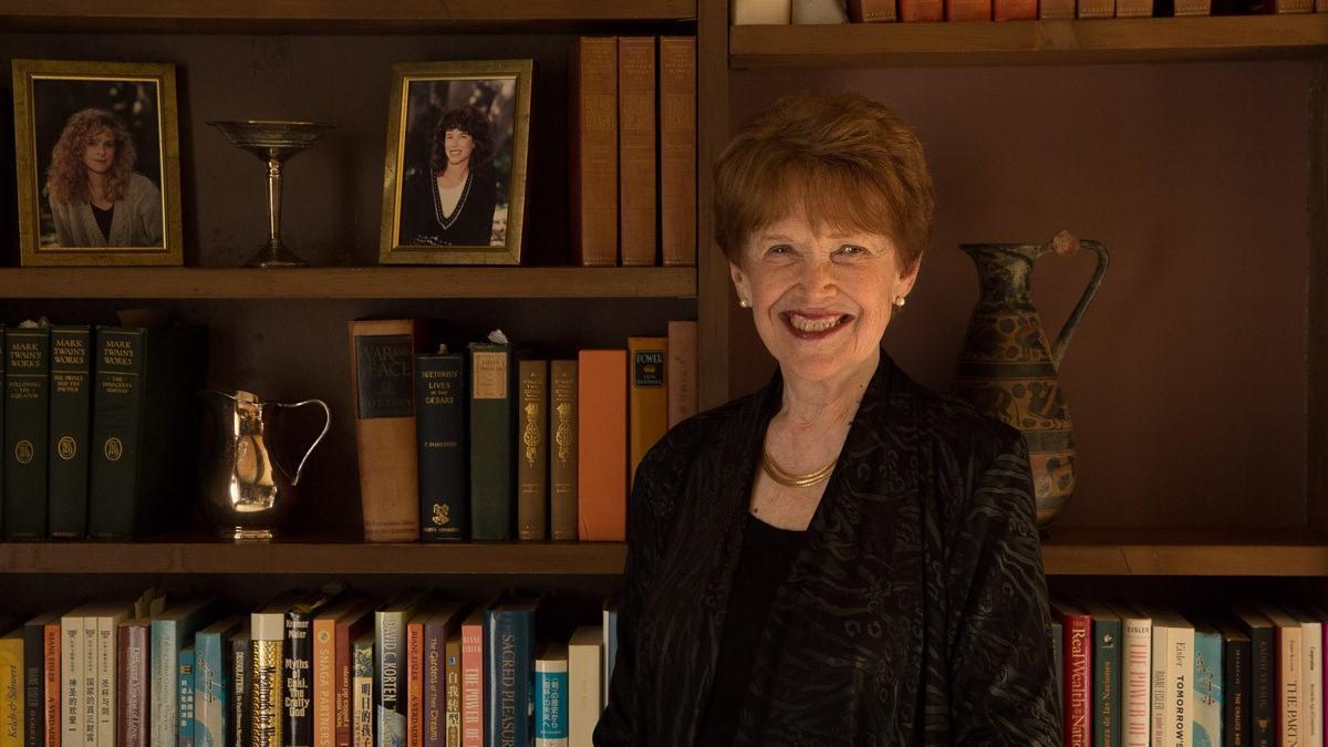 Riane Eisler, socióloga y escritora
