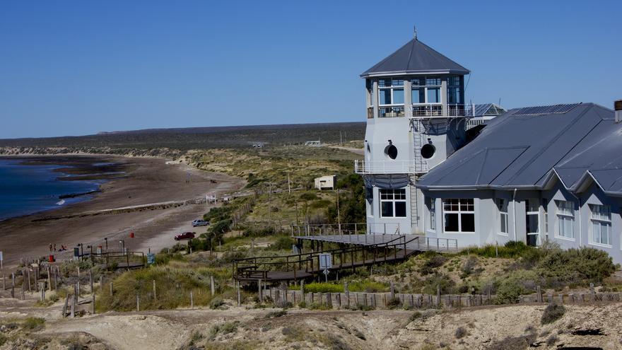 El Ecomuseo de Puerto Madryn.