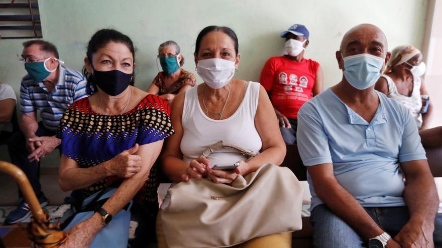Cuba reporta 1.100 nuevos casos de la covid-19 y ocho fallecidos