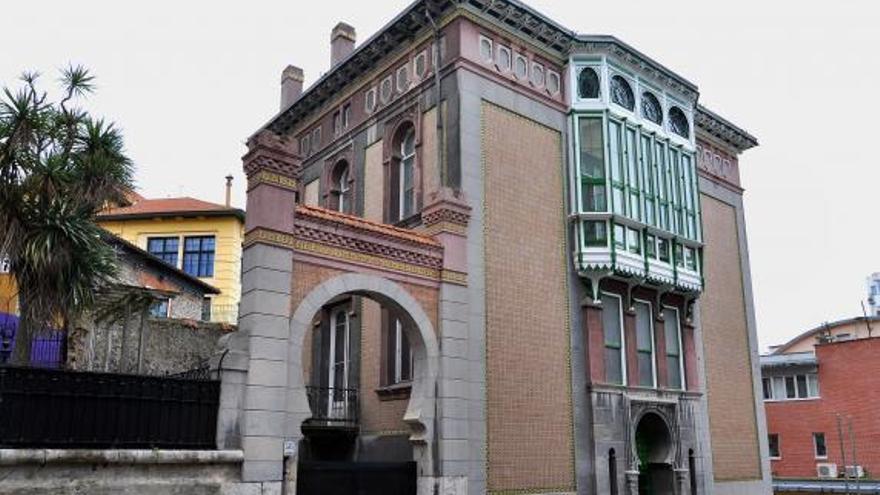 Palacio de Cortiguera en Santander.   AYUNTAMIENTO DE SANTANDER