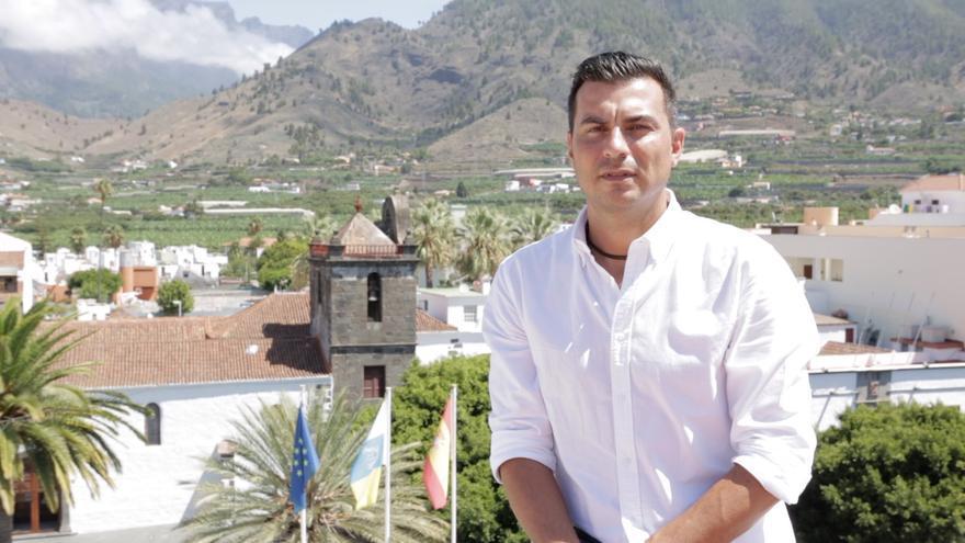 Manuel Perera,concejal de Urbanismo del Ayuntamiento de Los Llanos de Aridane.