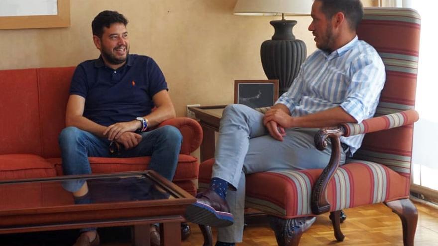 Jacob Qadri y Mariano H. Zapata.