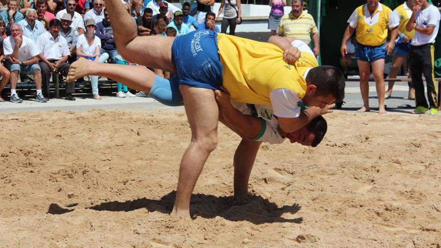 Presentado el Campeonato de Canarias cadete y por selecciones insulares de Lucha Canaria