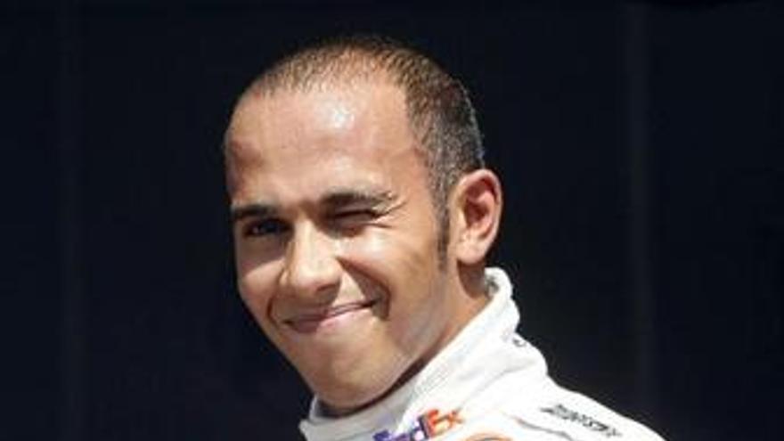 """Hamilton critica el """"peligroso"""" circuito de Singapur"""