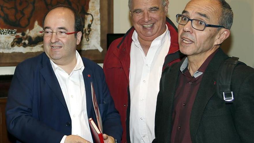 """Iceta y Rabell """"entienden"""" reticencias a independencia del Círculo Economía"""