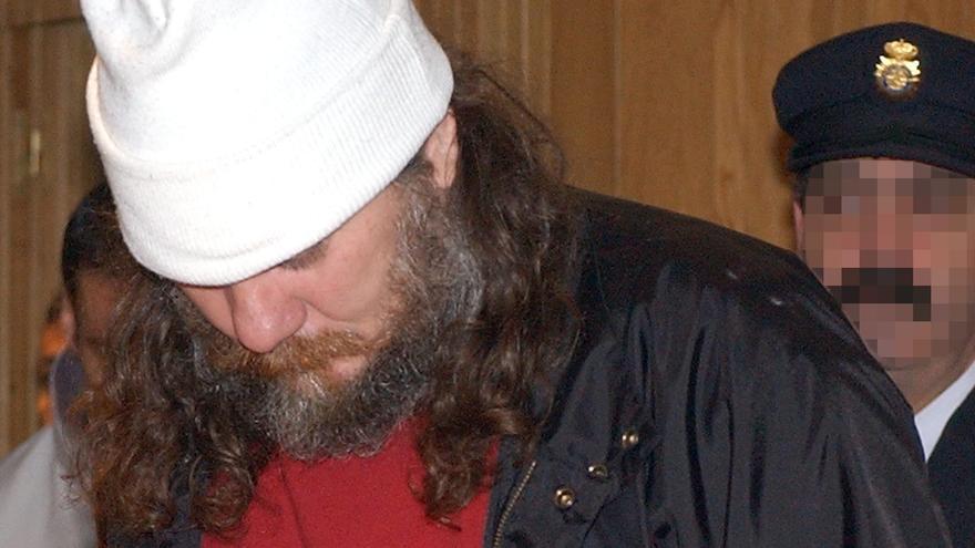 """José Ramón Prado Bugallo, """"Sito Miñanco"""", en un juicio en la Audiencia Nacional en el año 2004 / Juanjo Martín \ EFE"""