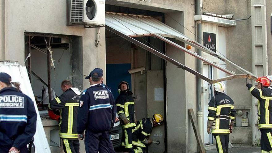 Detenido el prófugo más buscado de Francia en un hotel cerca de París