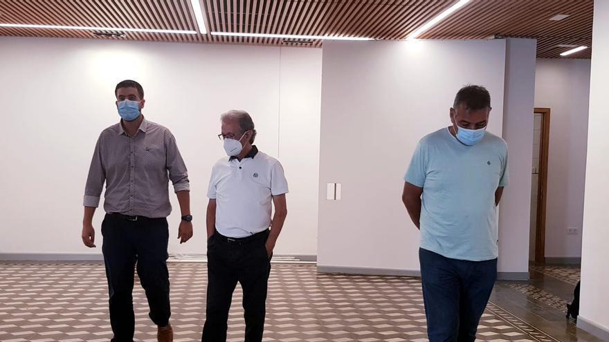 El Cabildo concluye la rehabilitación de la Sala O`Daly