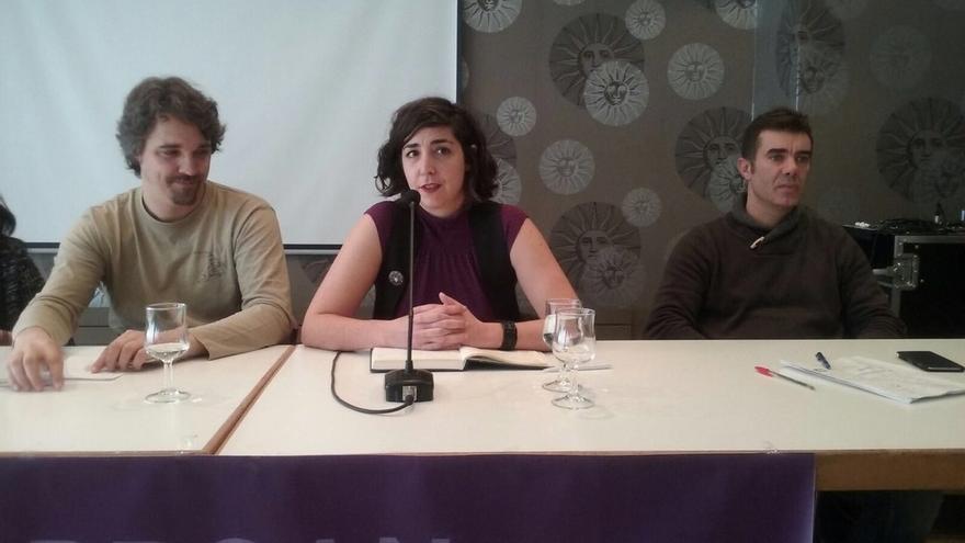 """Laura Pérez dice que """"Podemos tiene que mantenerse como movimiento ciudadano que presione por la regeneración"""""""