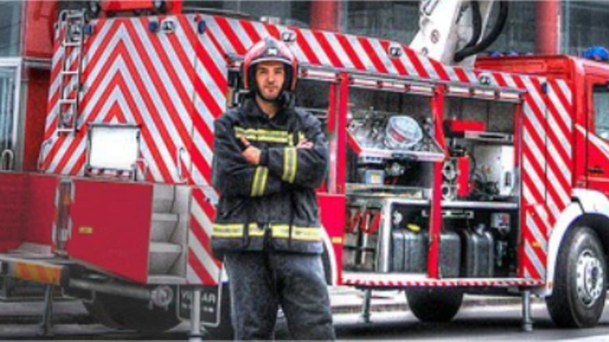 Imagen de la página web de Veycar en la que publicita su gestión de los parques de bomberos en Galicia.