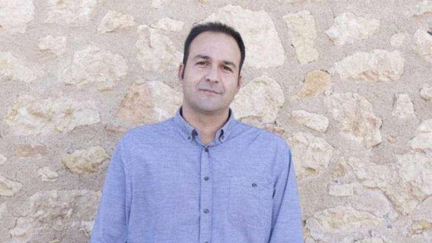 Fco. José Campos Segura, candidato de Podemos + EQUO a la alcaldía de Lorca