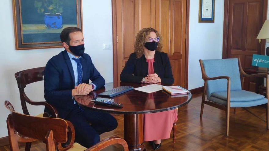 El Cabildo incrementa hasta el millón de euros la partida de las ayudas a entidades sociales para dar cobertura a todos los proyectos